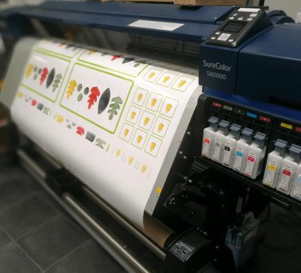 Comunicazione visiva e grafica e stampa digitale a Torino.