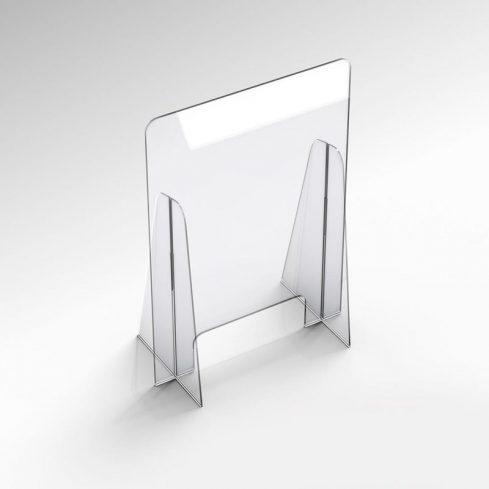 schermo protettivo trasparente in plex anti covid-19
