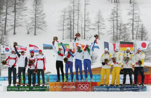 Podi Olimpici 2006